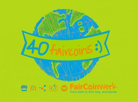 40 FairCoins free