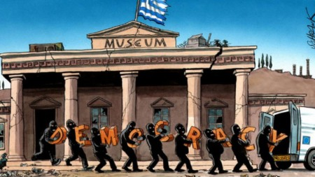 Greece democracy
