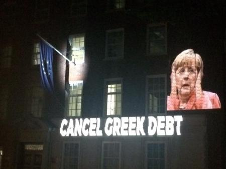 Greece Drop The Debt EU