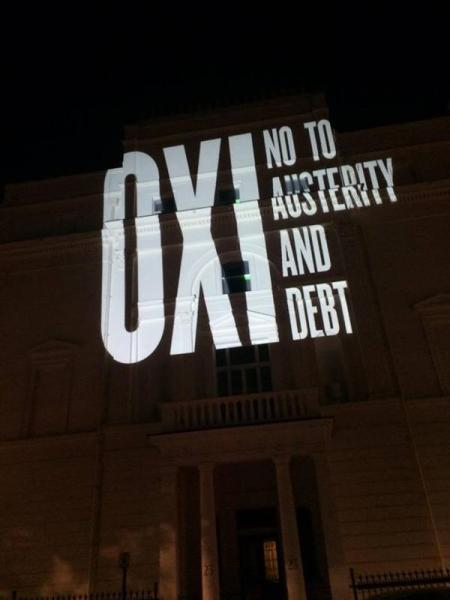 Greece Drop The Debt German Embassy