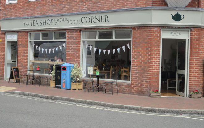 The Tea Shop Around the Corner
