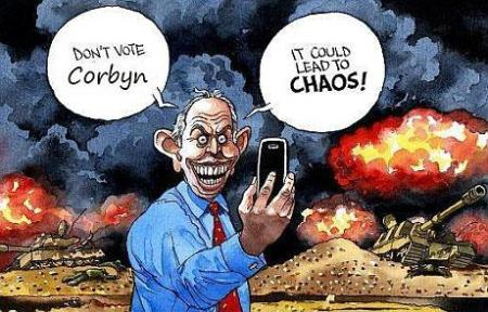 Don't Vote Corbyn It Could Lead to Chaos