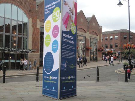 promoting Enterprise Guildford