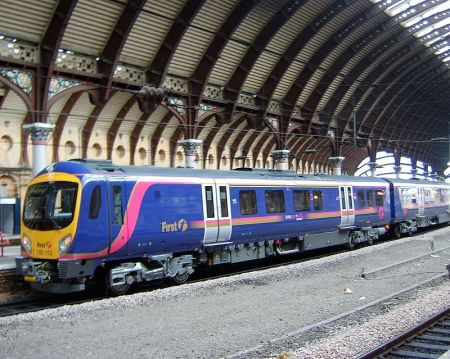 First TransPennine Express
