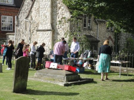 Farnham Parish Church Fete