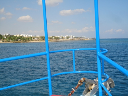 boat trip on Napa King