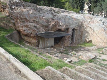 Sanctuary of Pan