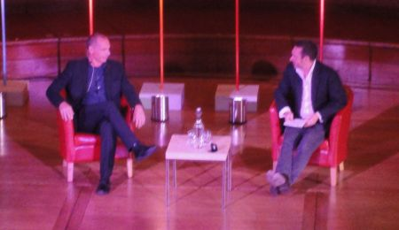 Yanis Varoufakis in conversation with Paul Mason