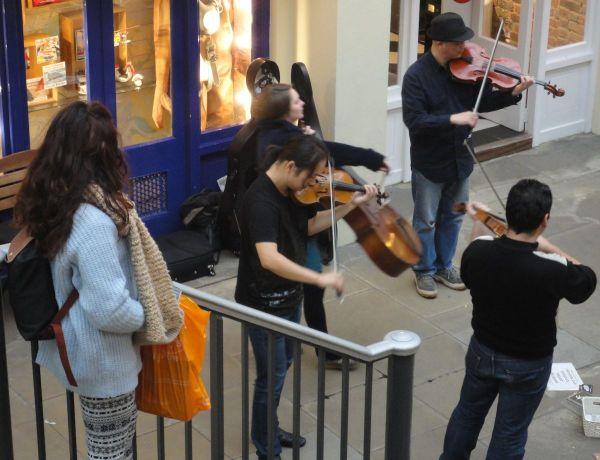 Classy Cool string quartet