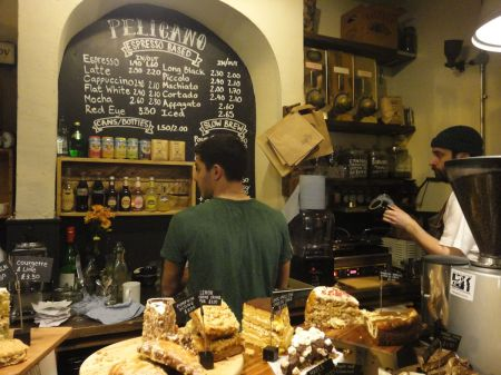 Pelicano Coffee and Tea House