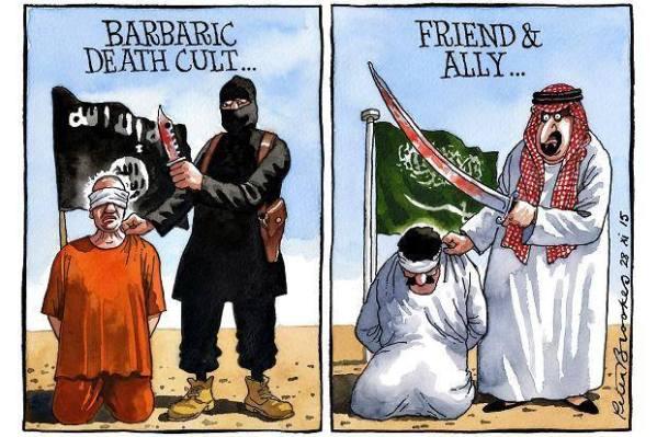 Saudi Arabia brutal regime
