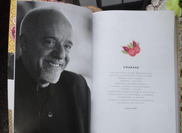 wise words from Paulo Coelho