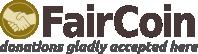 faircoin donations