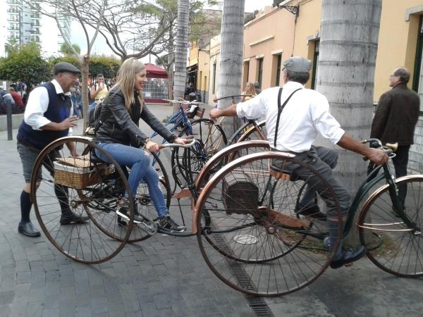 antiguas bicicletas