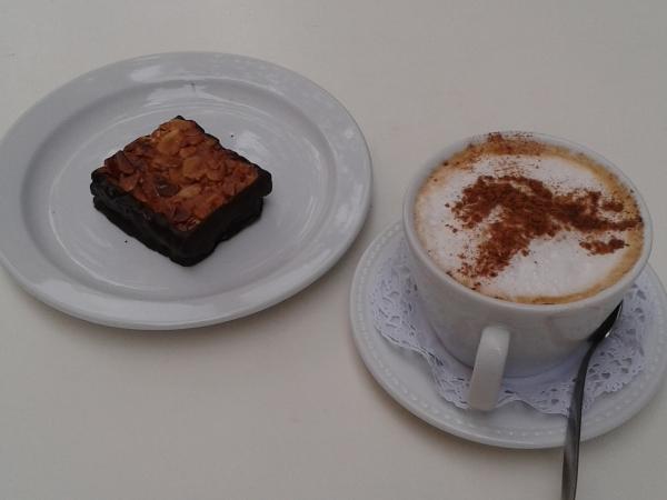florentina y cappuccino