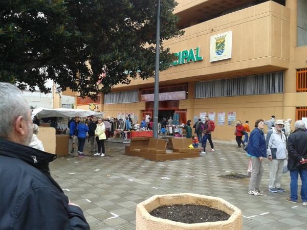 El Rastro en el Mercado
