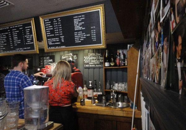 Coffee Aroma Coffee House