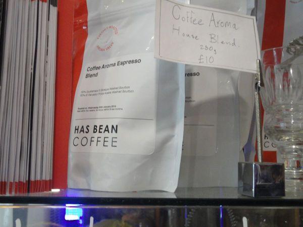 Has Bean Coffee