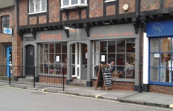 Krema Artisan Coffee House