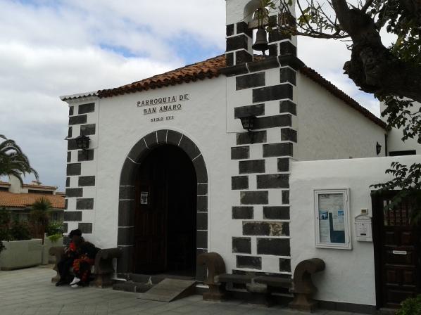 Parroquia de San Amoro