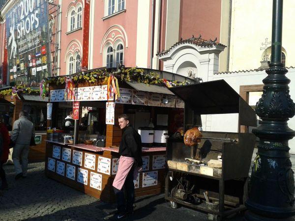 Easter Market stall ...