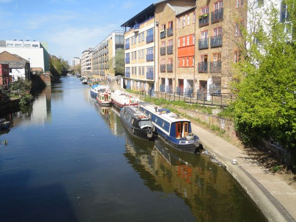 Dalston Regent's Canal