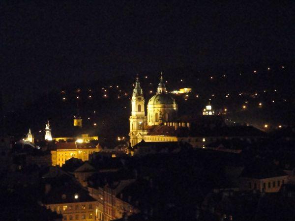 Prague from Prague Castle