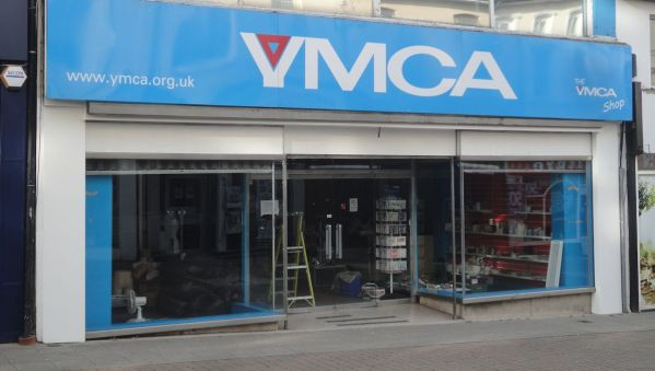 YMCA closed down in Aldershot