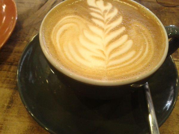 cappuccino in Krema