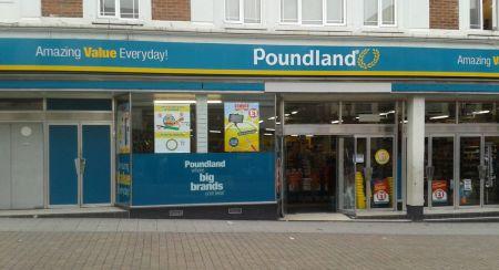 Poundland Aldershot