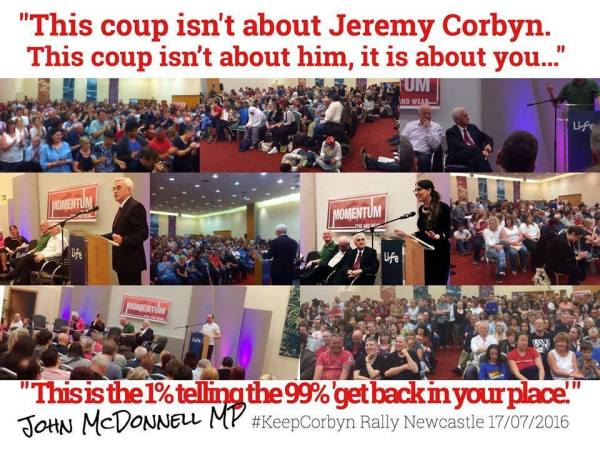 Jeremy Corbyn coup