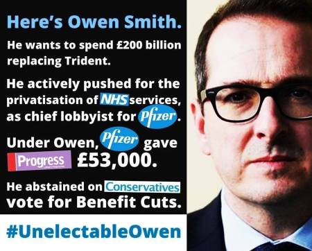 Owen Smith unelectable