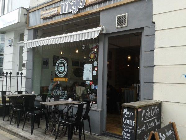 Mojo Independent Artisan Coffee House
