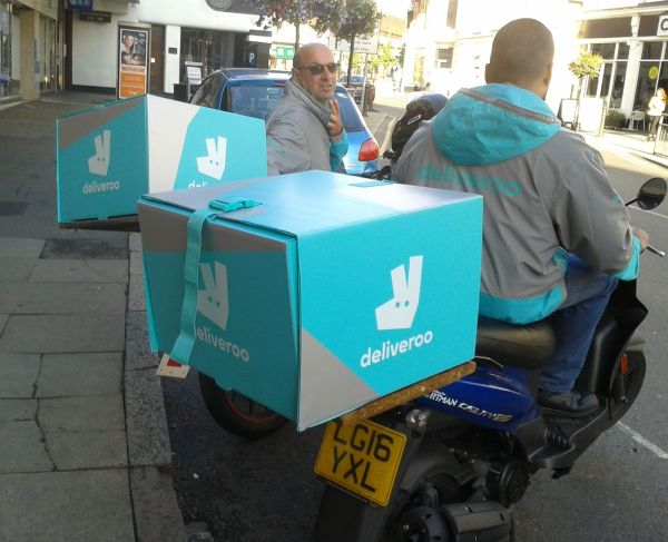 Deliveroo Guildford