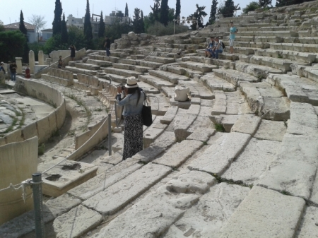 Theatre of Dionysus Eleuthereus