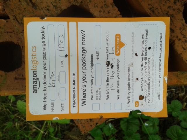 Amazon Logistics Keithpps Blog